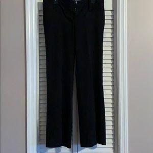 Charlotte Russe Black Dress Pants.